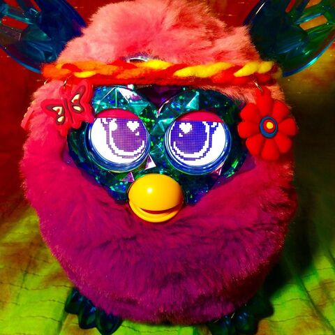 furby boom crystal series instructions