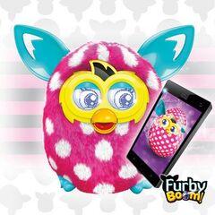 Polka Dot Furby Boom