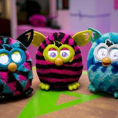 3 Furby Booms
