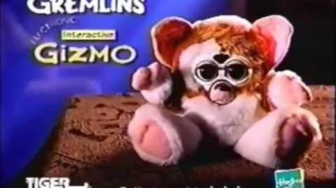 Gizmo Furby Commercial (1999)