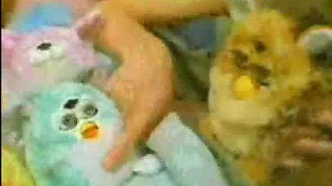 Furby Babies Commercial