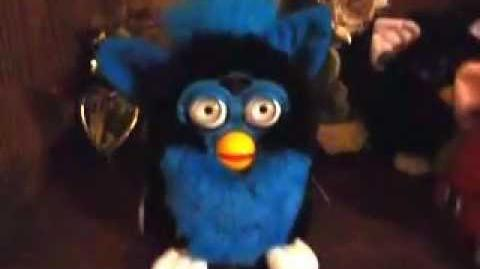 Blueberry furby video 2