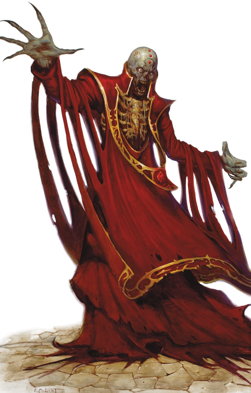 Lich (D&D) | Officialbestiary Wikia | Fandom powered by Wikia