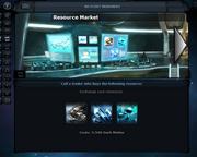 Resource market ver4.1.1