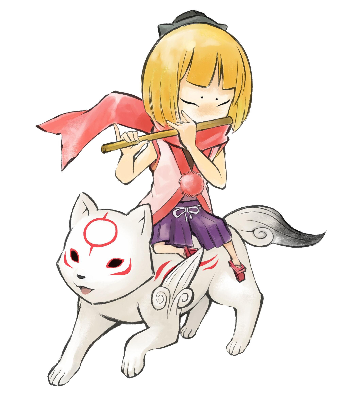 Image - Kurow chibi.jpg   Okami Wiki   Fandom powered by Wikia