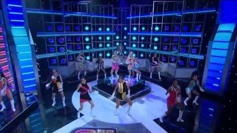 Shake It Up - These Boots Are Made For Walking HD720p