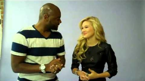 Behind the Scenes with RegardMag.com featuring Olivia Holt