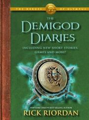 Demigod diaries cover