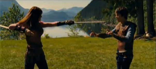 File:Percy and Annabeth at training at Camp Half-Blood after the Quest for Zeus's stolen Master Bolt.jpg