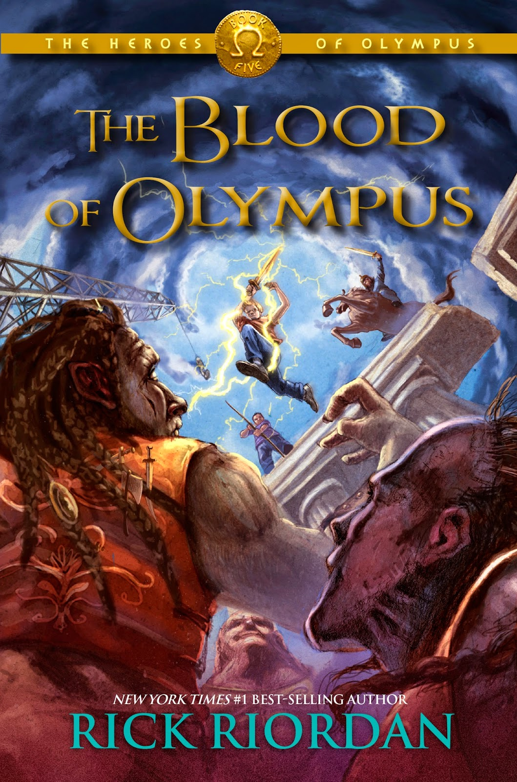 Image result for blood of olympus