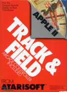Track & Field Cover 1