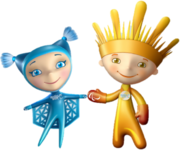 Sochi Paralympic Mascots