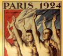Paris 1924/Logos