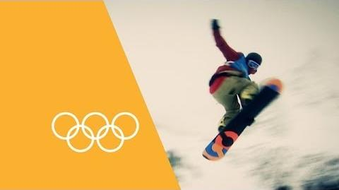 Olympic Games Debuts - Snowboard Slopestyle 90 Seconds Of The Olympics