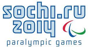 Sochi 2014 Paralympics Games Logo