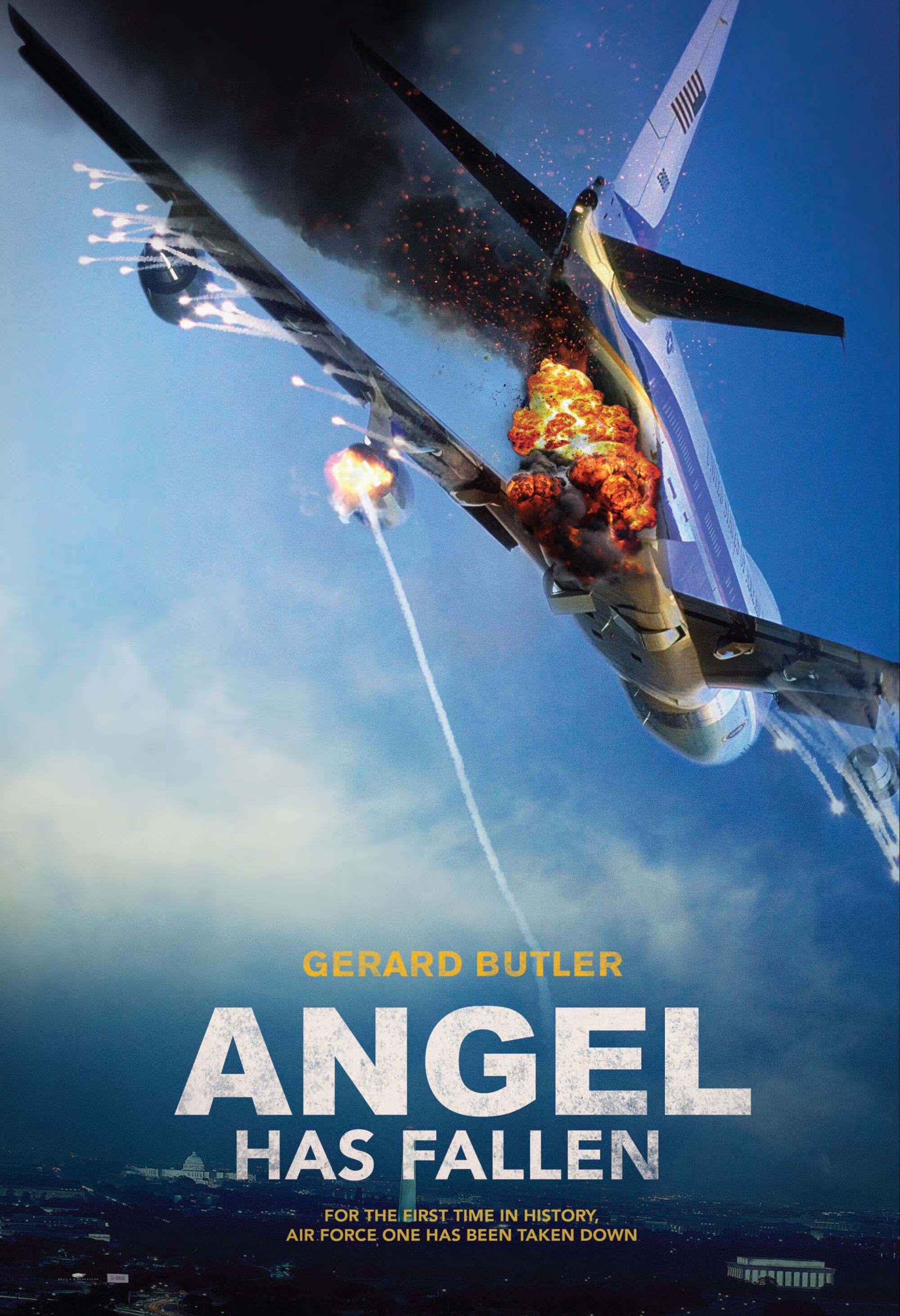 angel has fallen - photo #1