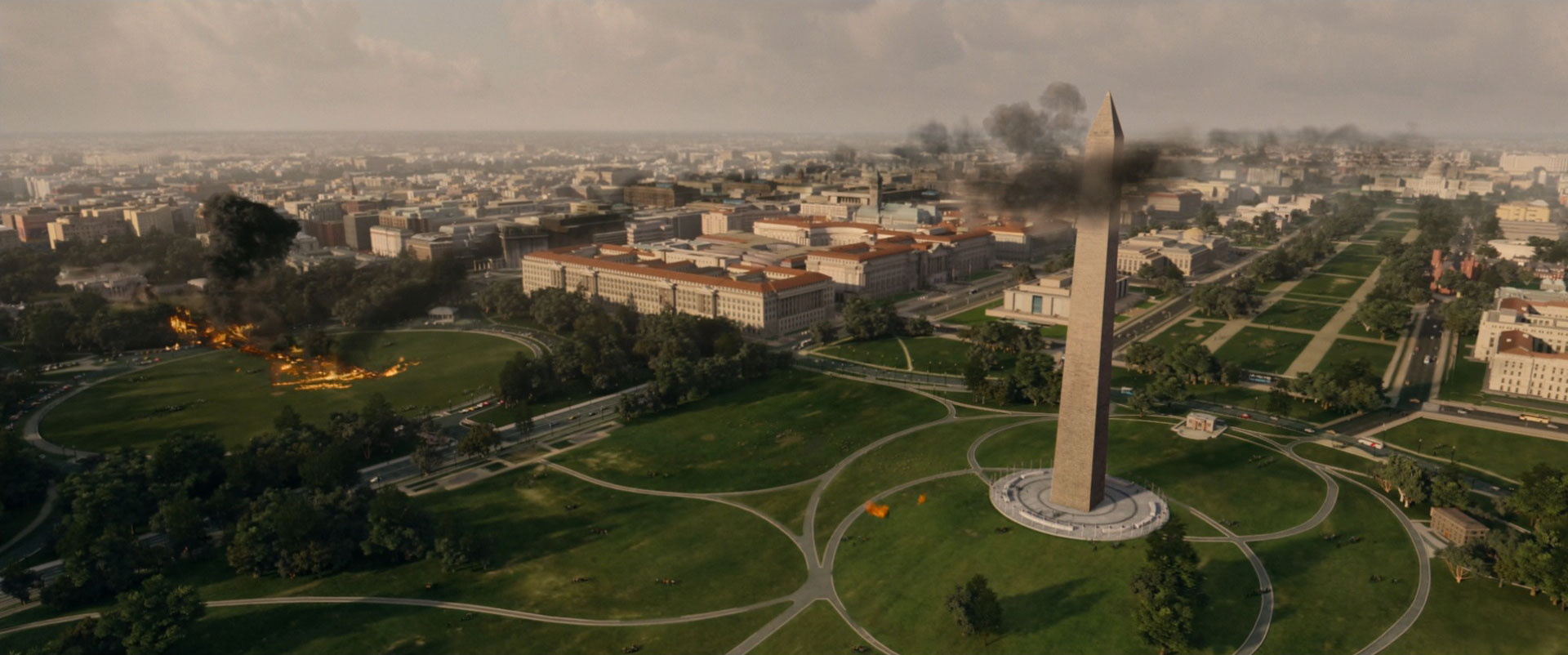 Washington Monument Olympus Has Fallen Wiki Fandom