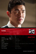 OHF- Profile Dossier 3- Kang
