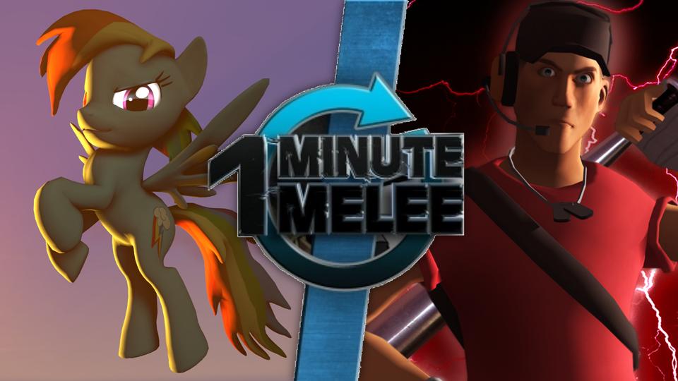 Melees One Minute Meelee