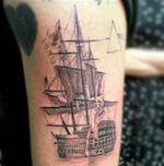 Harry ship tattoo