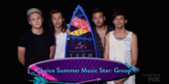One Direction Teen Choice Awards 2015