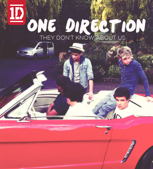 They Don't Know About Us | One Direction Wiki | FANDOM ...One Direction Over Again Album Cover