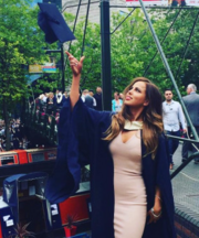 Sophia Graduation 2016