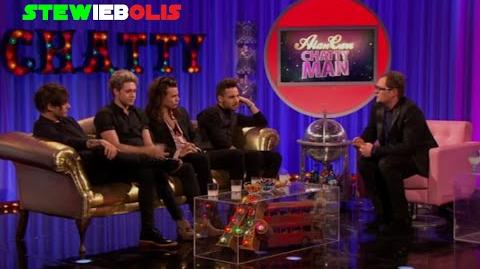 One Direction - Chatty Man - December 2015