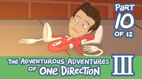 The Adventurous Adventures of One Direction 3 Part 10