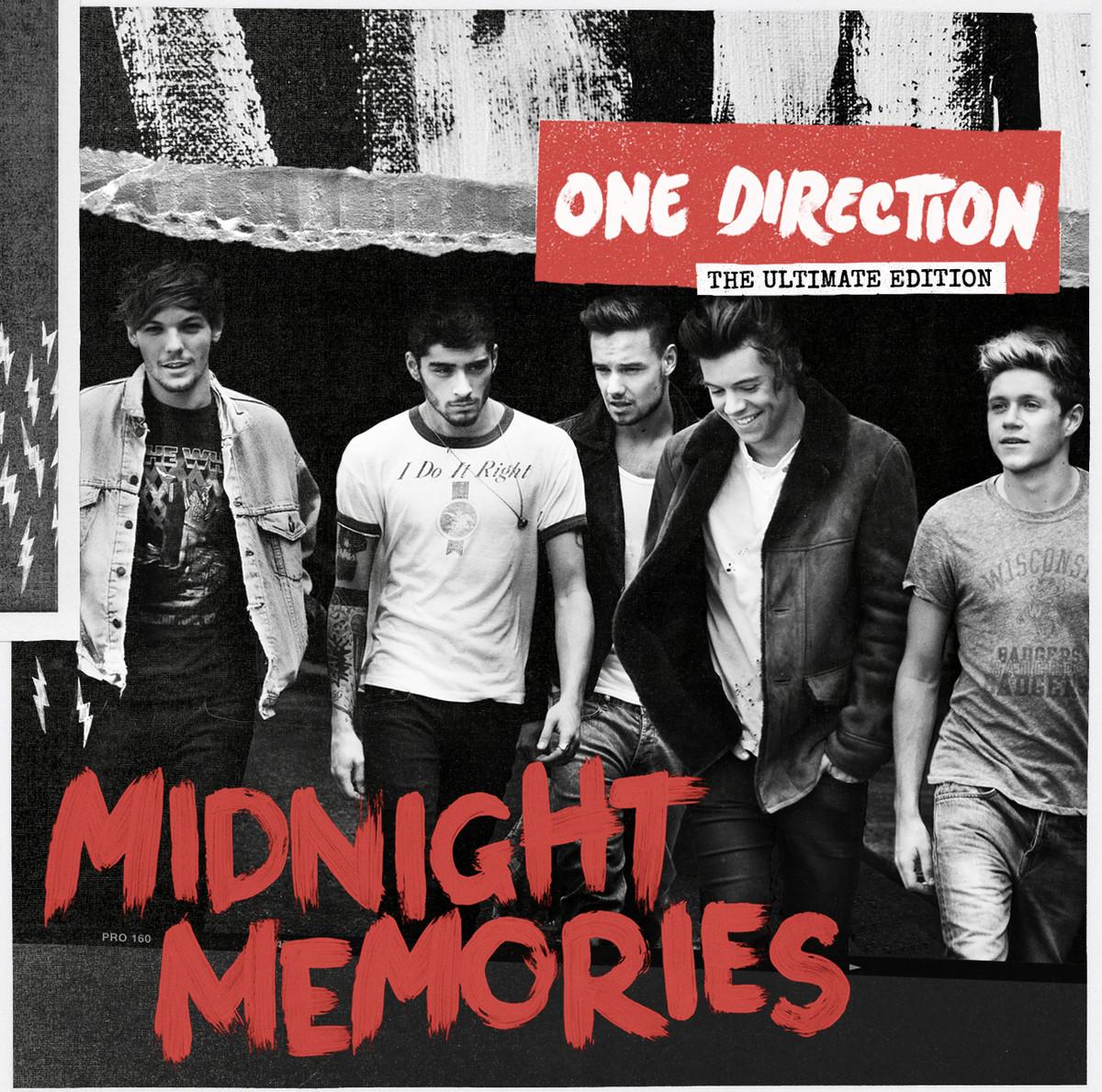 Midnight Memories (album)/Editions | One Direction Wiki | Fandom ...