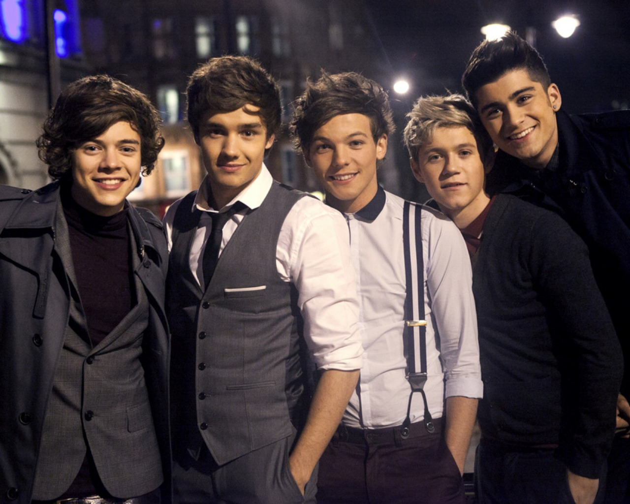 How wealthy are the members of One Direction? | London