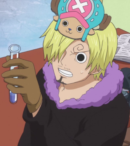 File:Chopper in Sanji's Body.png
