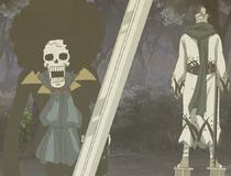 Brook Crawls Away From Ryuma