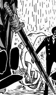 Shiki's Sword