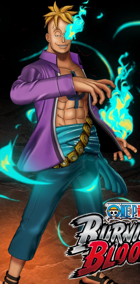 File:One Piece Burning Blood Marco the Phoenix (Artwork).png