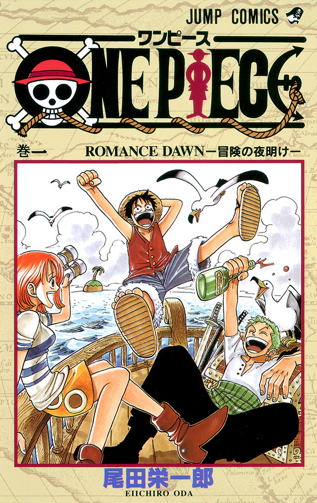 One piece doujinshi