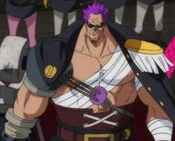 Z en el anime