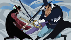 Mihawk vs. Vista