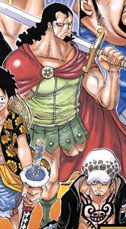 Kyros manga