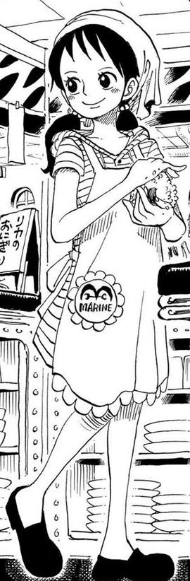Rika Manga Post Timeskip Infobox