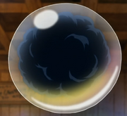 Weather Ball with Cloud