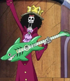 Brook Dressrosa Outfit