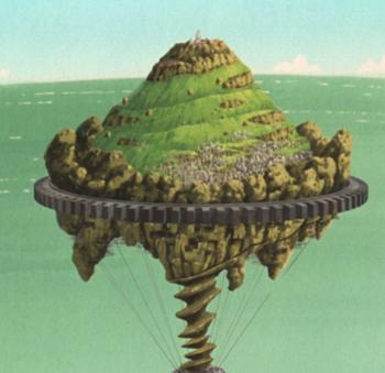 Clockwork Island