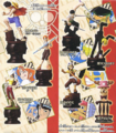 Chess Piece Collection DX - One Piece