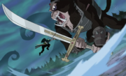 Zoro vs. Mihawk Humandrill.png