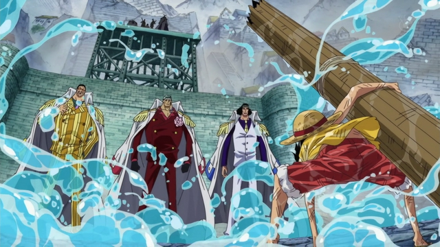 File:Luffy Faces Three Admirals.png