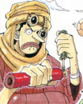Usopp Red Clima