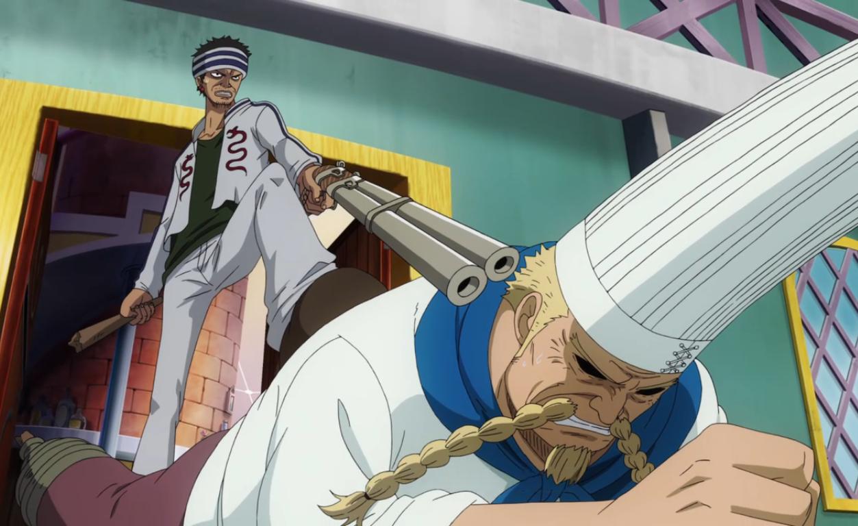 Braham One Piece