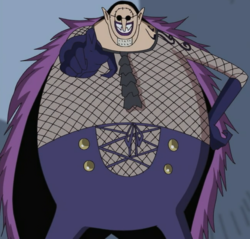 Hogback en el anime