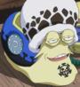 Trafalgar Law's Personalized Den Den Mushi